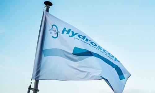 vlag van Hydroscope